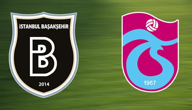Başakşehir-Trabzonspor Maç Skoru: 1-0