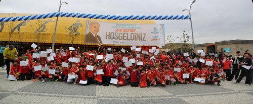 Başakşehir'in en iyi sporcuları belli oldu