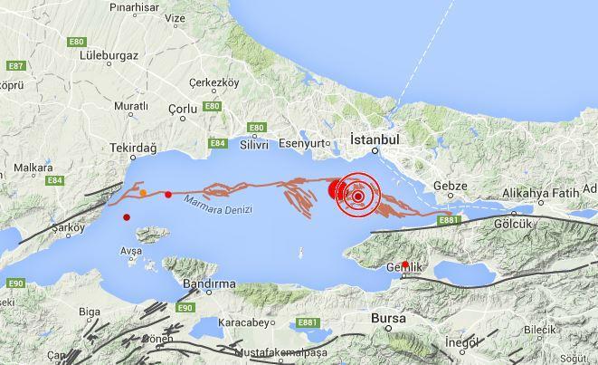 Artçı deprem Kayaşehir'de Hissedildi