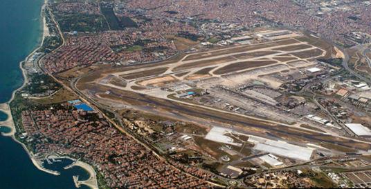 3.Havalimanının % 23'ü tamam