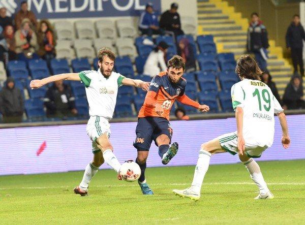 Torku Konyaspor Medipol Başakşehir: 1-1