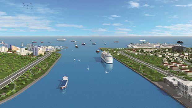 Kanal İstanbul'un yüzde 20'si bu yıl bitecek
