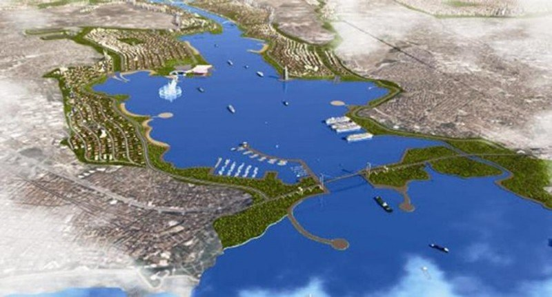 'Kanal ile yeni bir İstanbul doğacak'