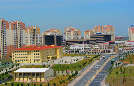İstanbul'un yeni cazibe merkezi Kayaşehir