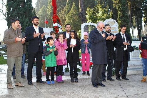Bilgievi öğrencileri Mehmet Akif'i andı