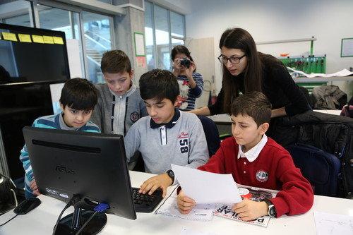 Bilgievi öğrencileri akıllı şehirleri tasarlıyor