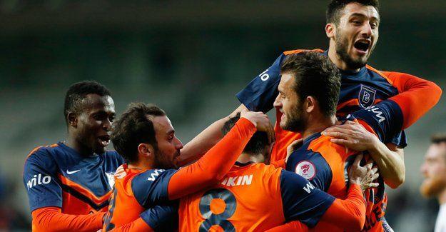 Bursaspor 0-2 Medipol Başakşehir