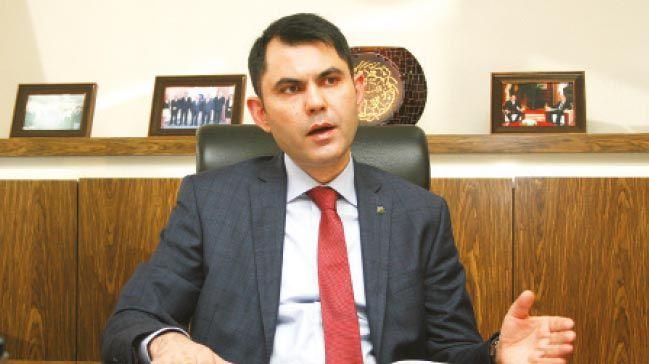 Murat Kurum: 1 ayda 2 bin konut sattık