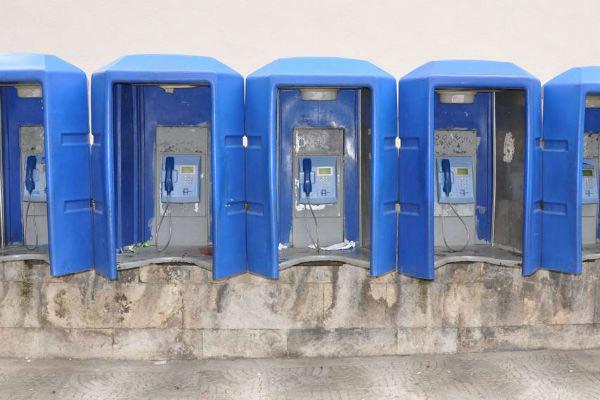 Ankesörlü telefonlar tarih oluyor