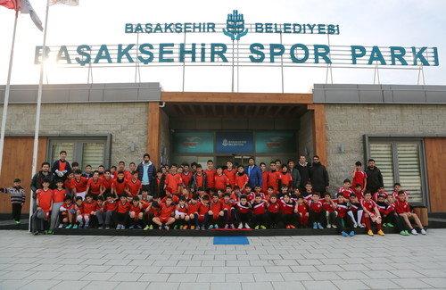 Başakşehir Spor Ligi başladı
