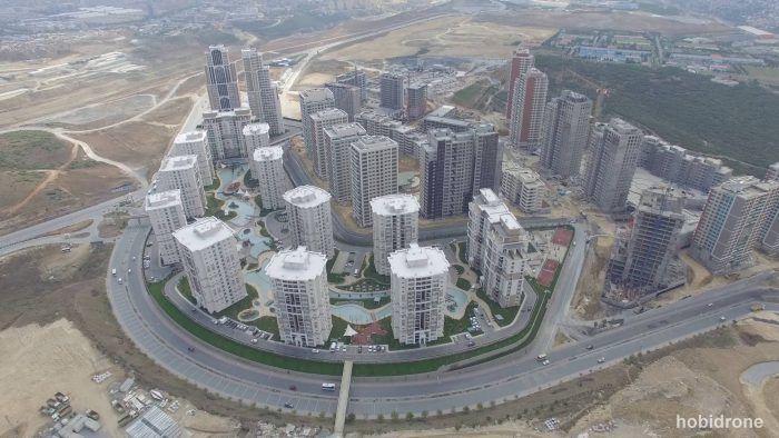Bulvar İstanbul ve Çevresi -Havadan-