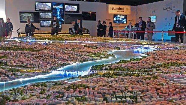 İstanbul alanı iki kat Büyüdü
