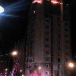 Toki Kayaşehir 3.Bölge Yangın