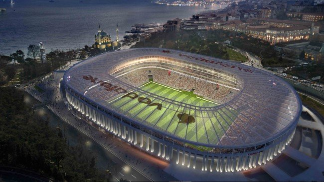 Vodafone Arena Darphane gibi