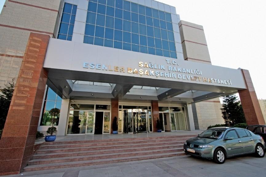 Başakşehir Devlet Hastanesi binasi