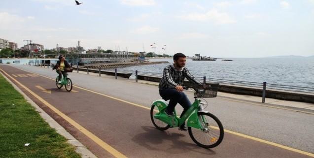 İSPARK Bisiklet Kültürünü Geliştiriyor