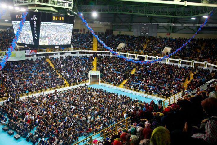 Diriliş buluşmaları Trabzon'da