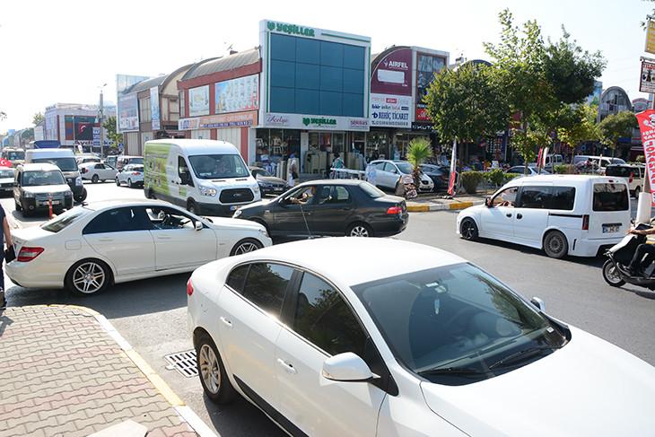İstoç Trafik Sorununa Çözüm Arayışı