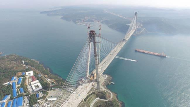 3.Köprü işçileri ikramiyelerini alacak