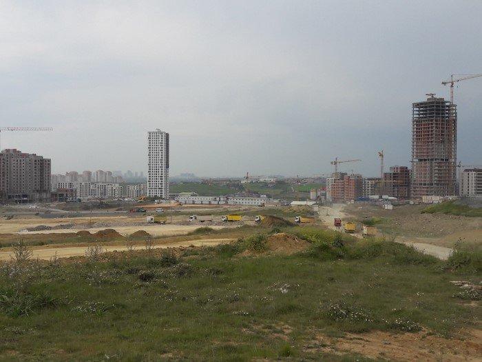 Şehir Parkı Çalışmaları Devam Ediyor