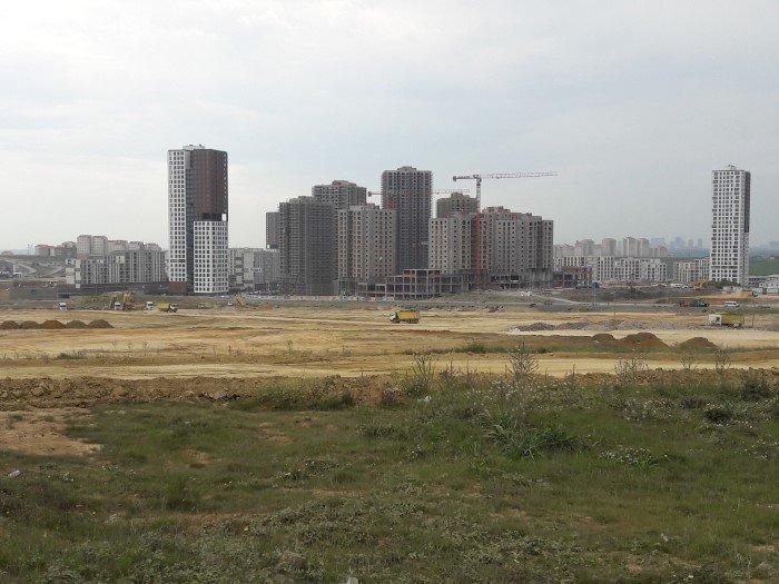 Başakşehir Şehir Parkı Çalışması