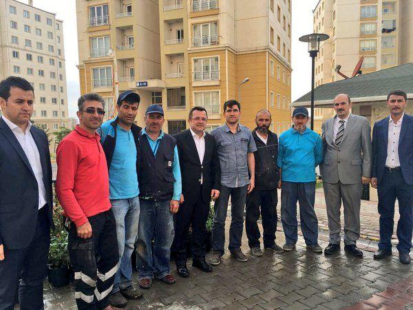 Hasan Durhat Kayaşehir'de