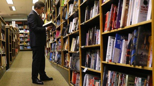 Ahmet Davutoğlu'nun yeni kitabı hazır