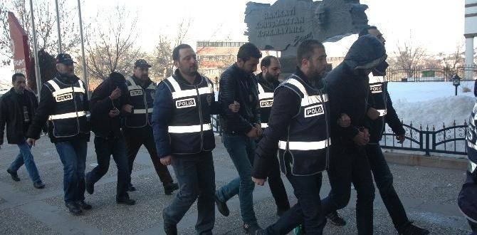 Atm Hırsızları Başakşehir'de Oturuyor