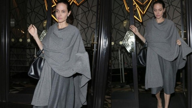 Angelina Jolie Günden Güne Eriyor