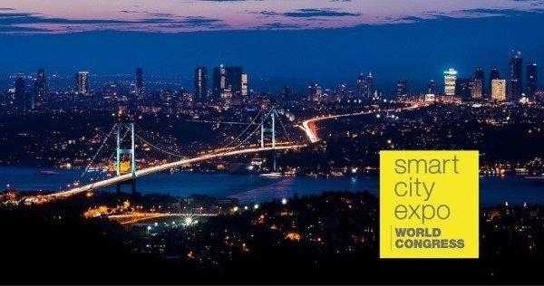 Dünyanın tek 'Akıllı şehircilik' fuarı İstanbul'da
