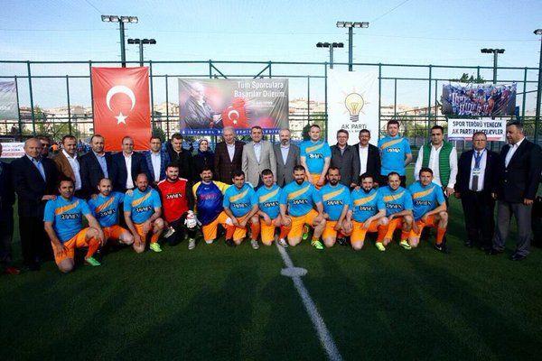Başakşehir Belediyesi Şampiyon