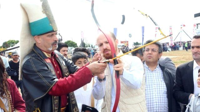 Okçuluğun dünyadaki merkezi İstanbul olmalı
