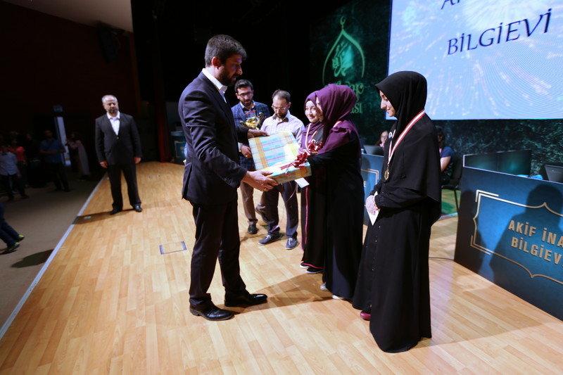 5. Siyer yarışması finali yapıldı