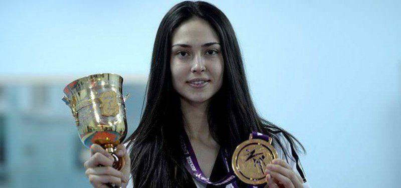 İrem Yaman Avrupa şampiyonu!