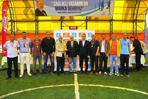 Başakşehir Spor Müsabakaları Sona Erdi