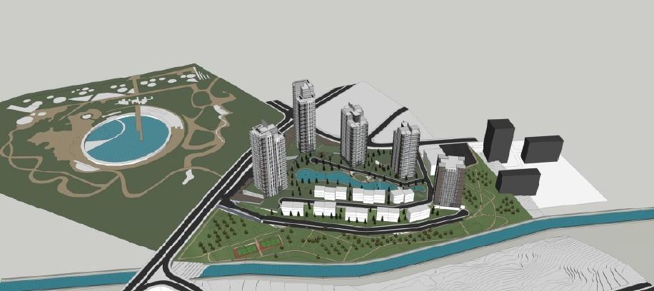 TOKİ-Makro Kayaşehir Projesi Başladı