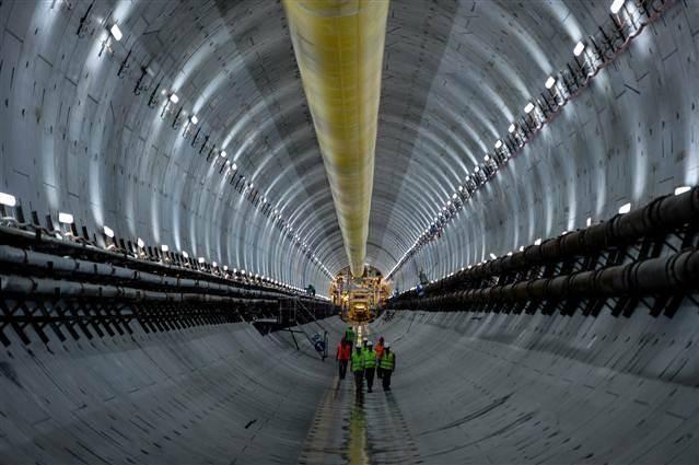 Avrasya Tüneli, Boğaz Trafiğini Rahatlatacak