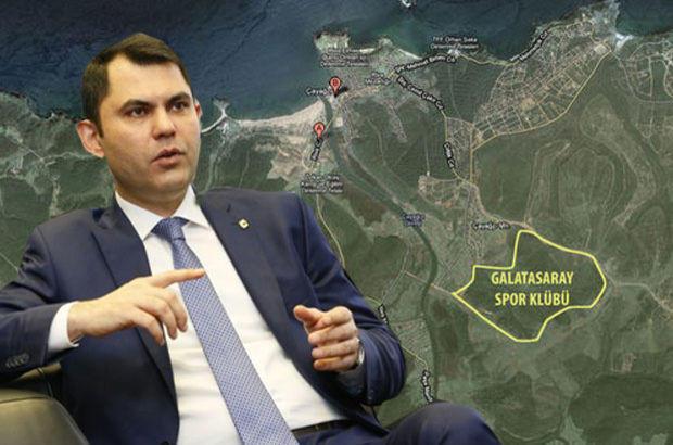 Emlak Konut Galatasaray'ın arazilerine proje yapacak