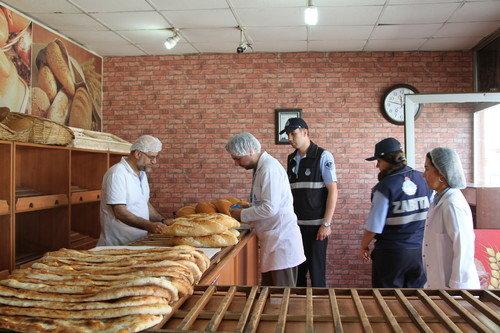Başakşehir fırınları Ramazan'a hazır