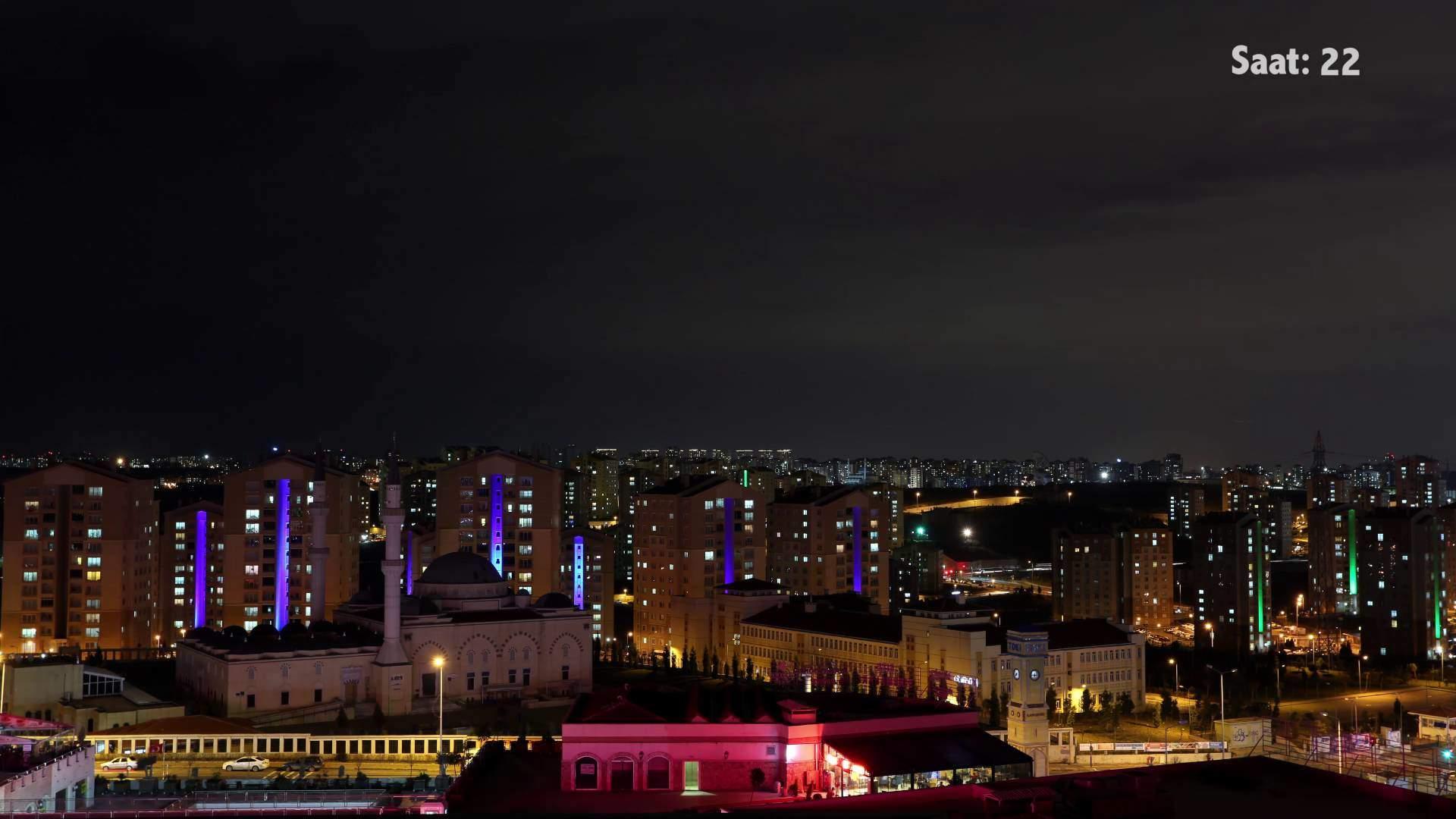 Kayaşehir'in 24 saati