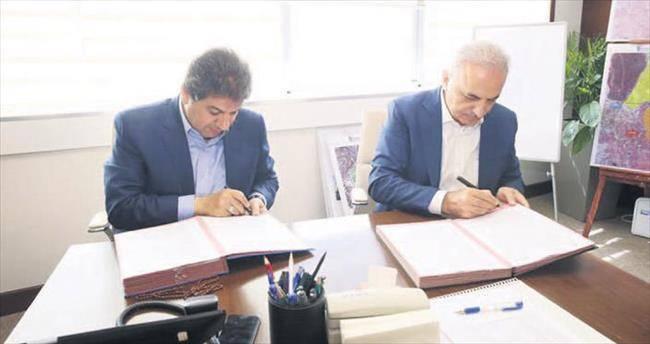 Yeni Esenler için Kiptaş ile protokol imzalandı