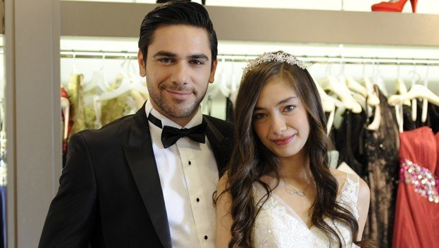 Neslihan Atagül ve Kadir Doğulu evlendi!