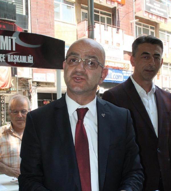 MHP: TOKİ evleri şehit ailelerine verilsin