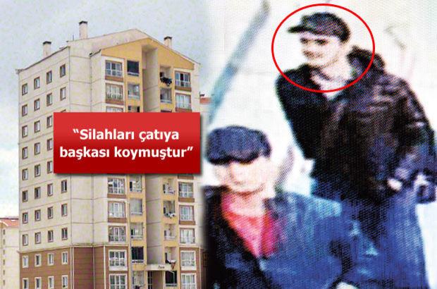 Canlı bomba Başakşehir'de kalmış