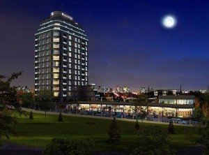 Başakşehir Huzzak Tower Metro Satışta!
