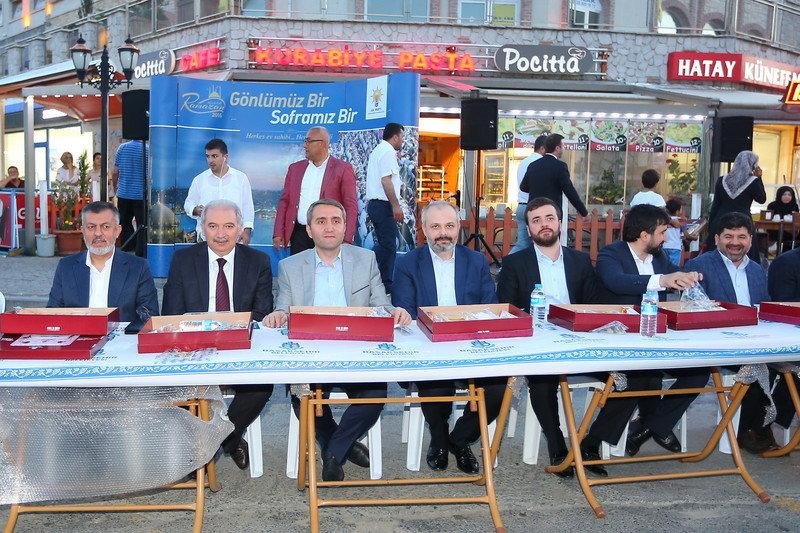Toki Kayaşehir Sokak İftarı Katılımcıları