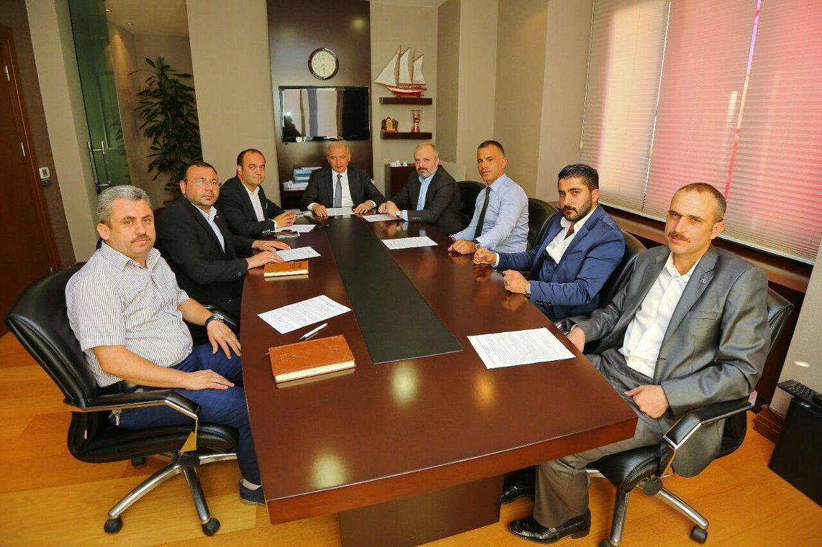 Başakşehir'deki Siyasi Partiler Darbeye Hayır Dedi