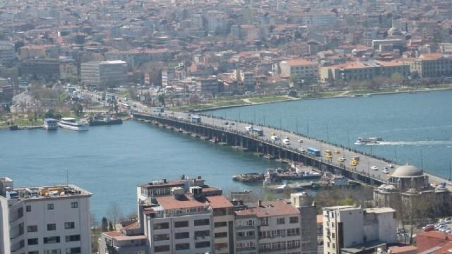 Köprü trafiği deniz altına alınıyor