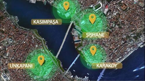 İstanbul yeni metro hattı