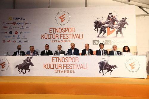 Etnospor Kültür Festivali Başlıyor